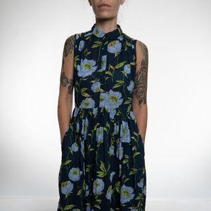 magnolia dress with pockets